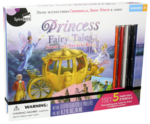 PRINCESS FAIRY TALES (Imagine It)