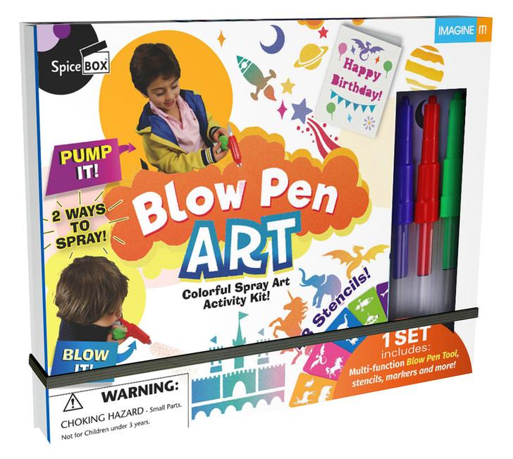 BLOW PEN ART (Imagine It 2.0)