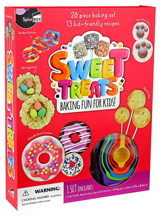 SWEET TREATS (Make & Play V2)