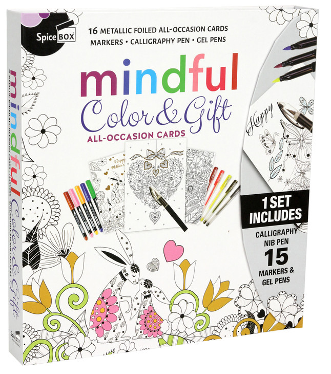 MINDFUL Color & Gift Cards