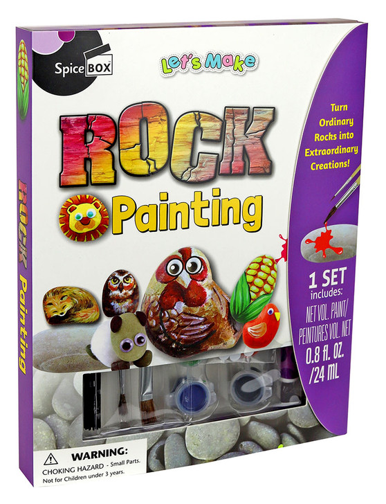 Rock Painting (Let's Make)