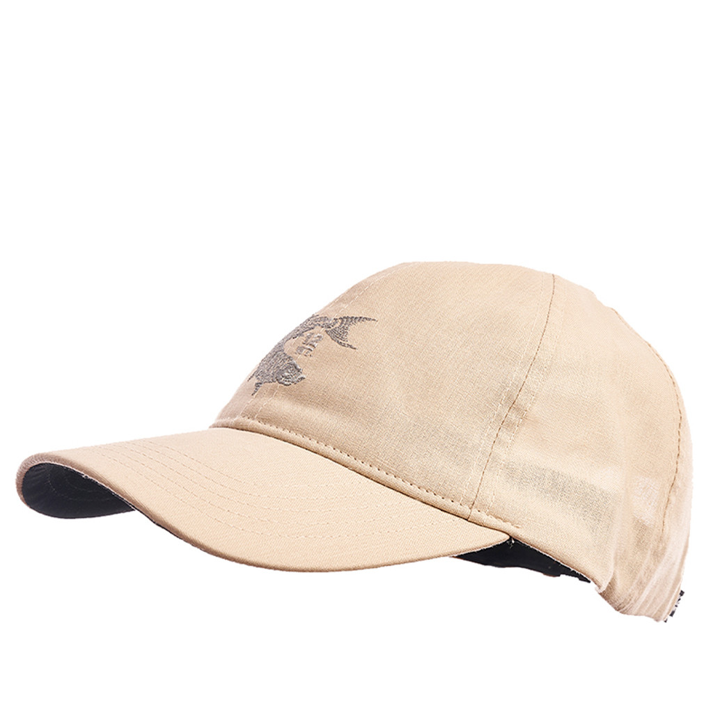 6 Panel Cotton/Linen Hat