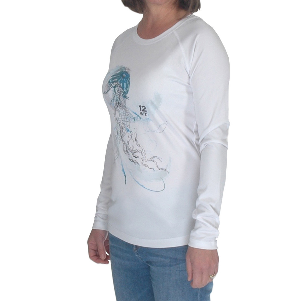Women's SUNwt Shirt - The Deep