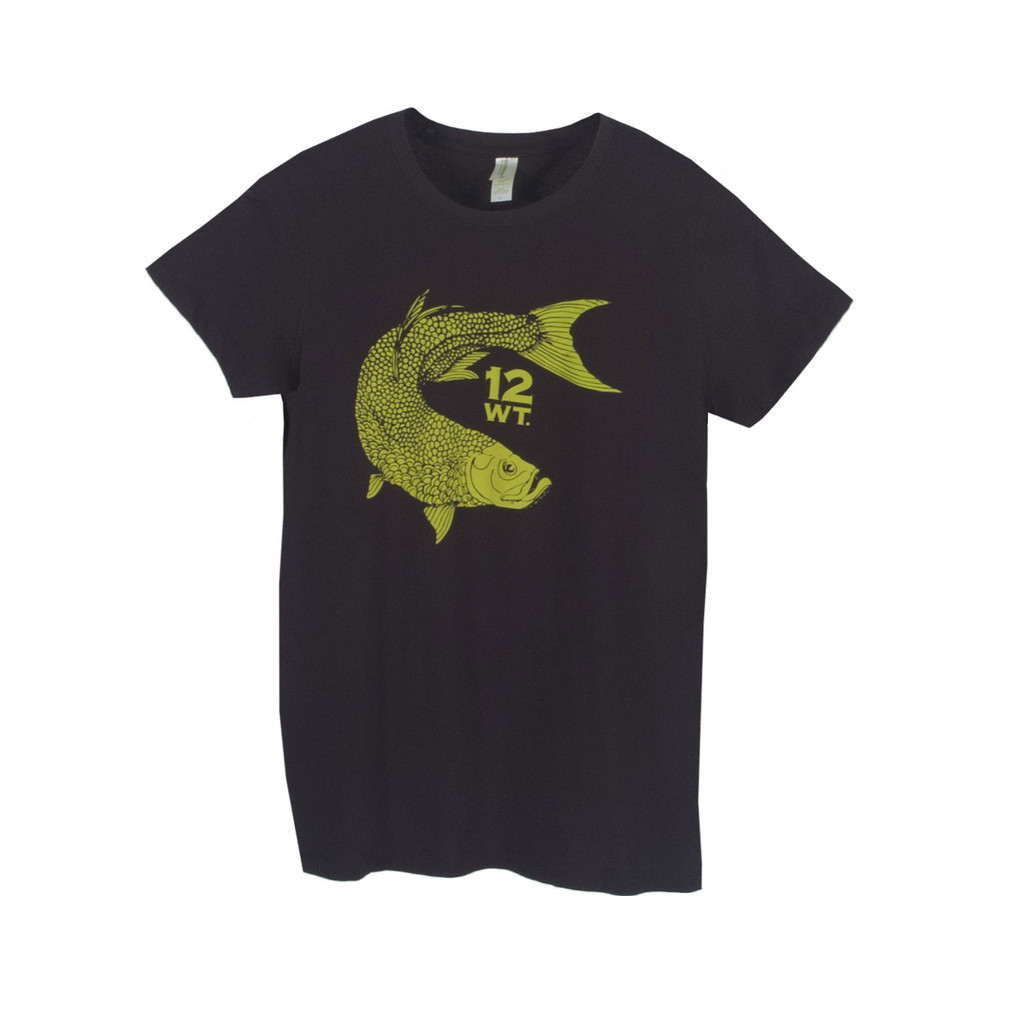 Women's Short Sleeve T-Shirt - Tarpon Logo