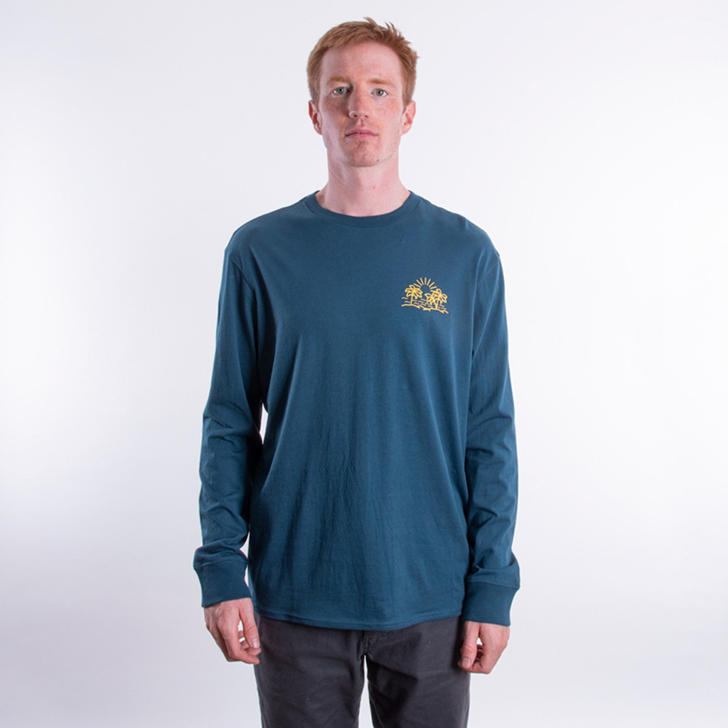 Long Sleeve T-Shirt - Paradise