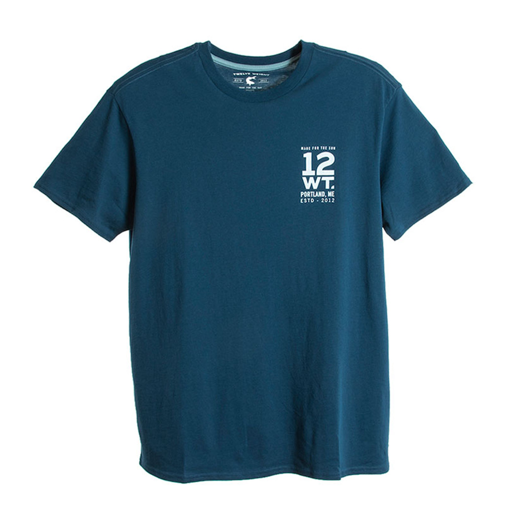 Short Sleeve T-Shirt - MFTS Tarpon