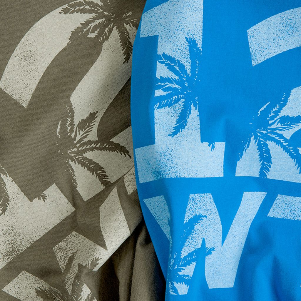 Short Sleeve T-Shirt - Palms