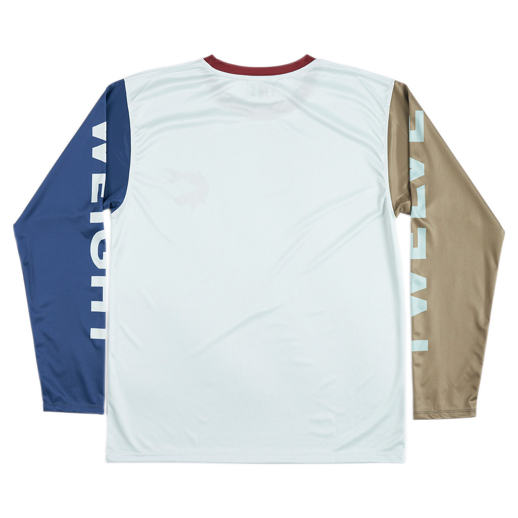 SUNwt Shirt - Colorblock Jersey