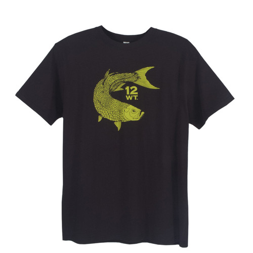Short Sleeve T-Shirt - Tarpon Logo