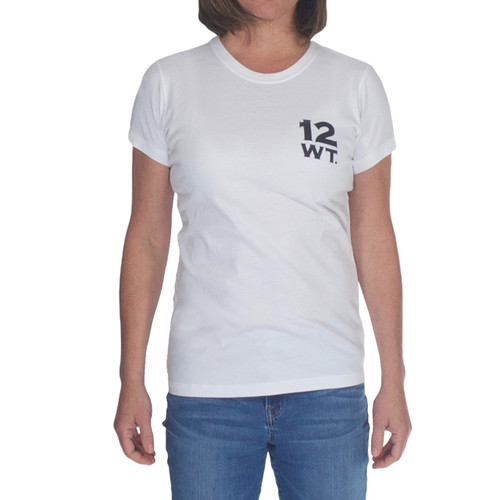 Women's Short Sleeve T-Shirt - 12wt Logo