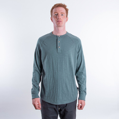 Low Key Long Sleeve Henley