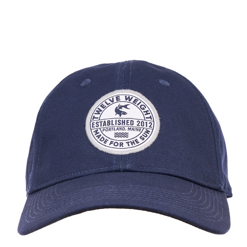 Badge 6 Panel Hat