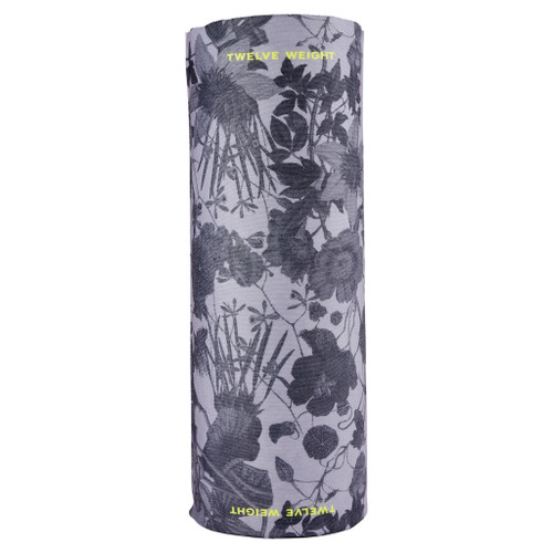 Sun Screen - Digi Floral Grey