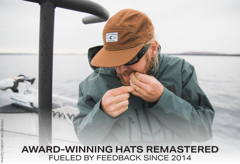 Award-Winning Hats Remastered