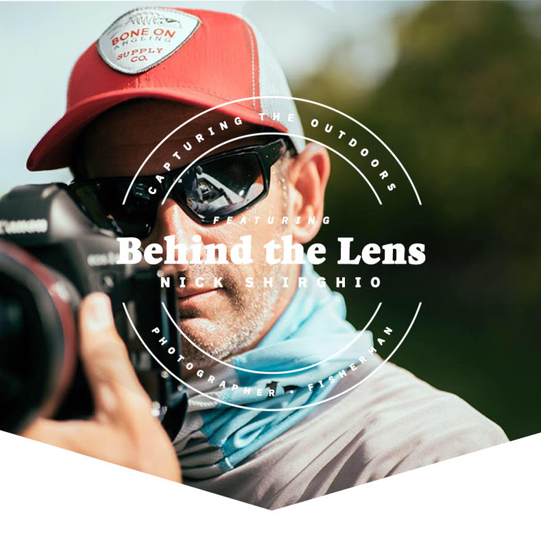 Behind the Lens: Nick Shirghio