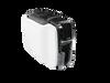Zebra ZC100 Single Sided ID Card Printer side view