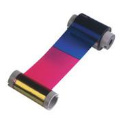 Fargo YMCKO color ribbon cartridge for DTC1000