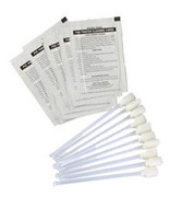105999-400 Zebra cleaning kit for P100i (Inclides 4 print engine cleaning cards and 12 printhead swabs. Enough for 4,000 prints.)