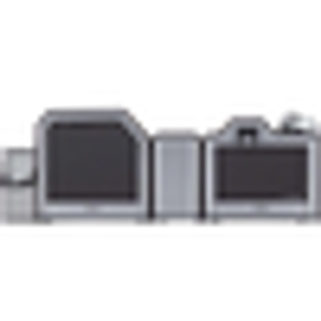 Fargo HDP5000 Dual Color Card Printer w/ Smart Encoder & Dual Laminate 89065