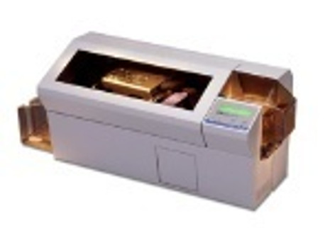 A Demonstration of a Zebra P420 printing Dual sided id card