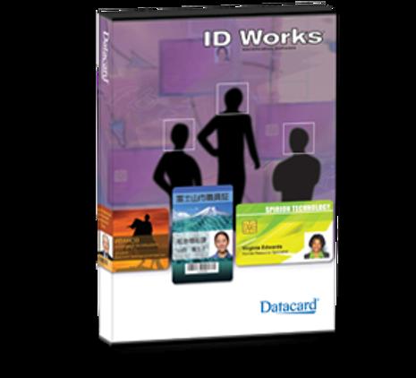 571897-003 Datacard ID Works Standard Identification Software