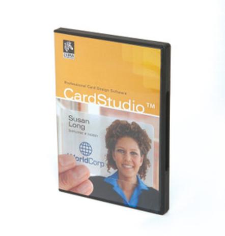 ZMotif CardStudio Card Printer Software (Classic)