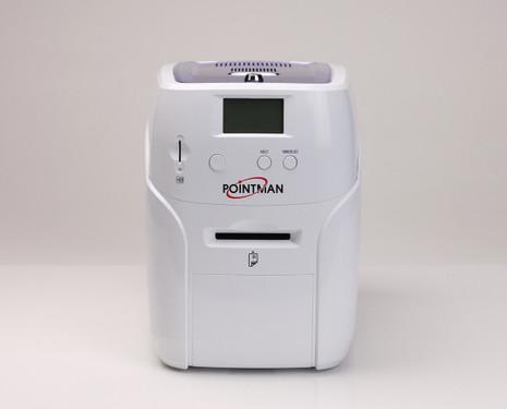 Pointman Nuvia N10 dual side printer ‐ USB & Ethernet N10-2000CETN