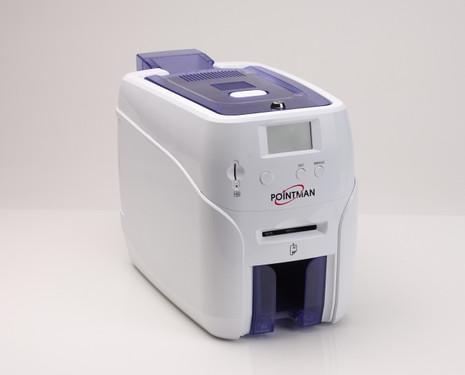 Pointman Nuvia N20 dual side printer ‐ USB & Ethernet N20-000CETN