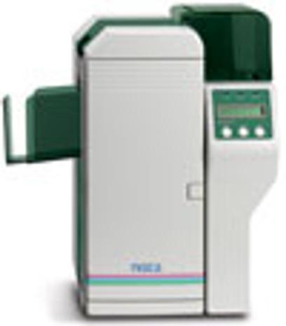 PR5350 Nisca Dual-Sided Color ID Card Printer w/ Dual sided lamination