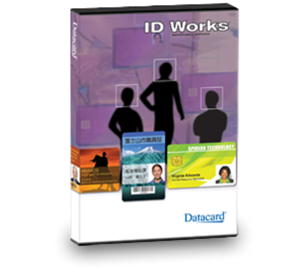 571897-002 Datacard ID Works Basic Identification Software