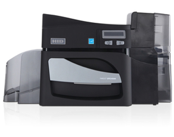 Fargo DTC4500 single-sided card printer