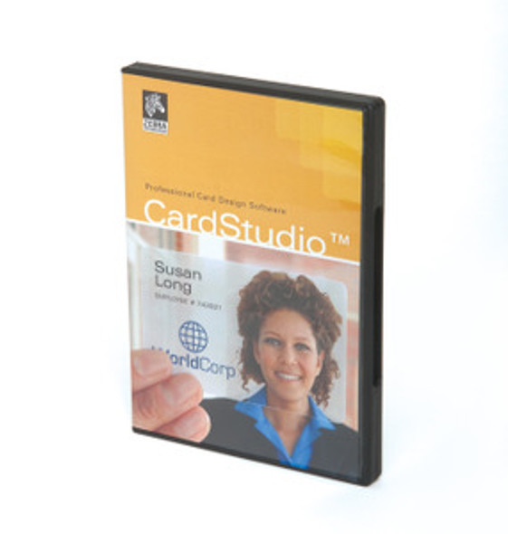 ZMotif CardStudio Card Printer Software (Professional)