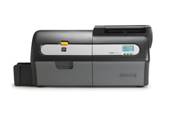 Zebra ZXP Series 7 Dual-Sided Card Printer with  magnetic encoder
