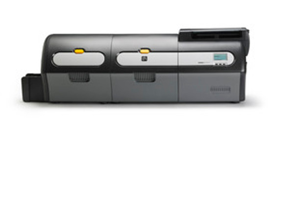 Zebra ZXP Series 7 Dual-Sided Card Printer and Dual Laminator with Magnetic Encoder
