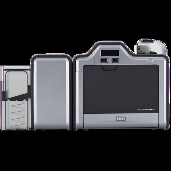 FARGO HDP5000 DUAL-SIDE PRINTER W/ MAG ENCODER