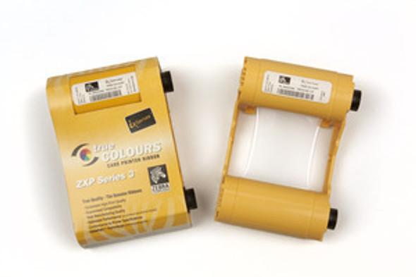 800033-348 Zebra ix Series High Capacity color ribbon for ZXP Series 3 YMCKOK 230 images