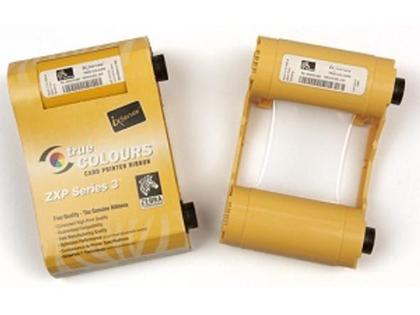 800033-301 Zebra ix Series high capacity monochrome ribbon for ZXP Series 3 Black