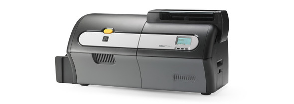 Z71-AM0C0000US00  Zebra ZXP Series 7 Single-Sided Card Printer, Contact Encoder + Contactless MIFARE, Magnetic Encoder, USB and Ethernet Connectivity, US Power Cord