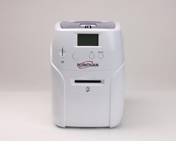 Pointman Nuvia N10 single side printer with mag. stripe & contact chip encoding ‐ USB & Ethernet N10-2100ETN