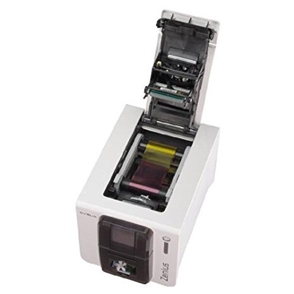 ZN1H0000TS Zenius Expert Grey Brown Printer without option, USB & Ethernet--