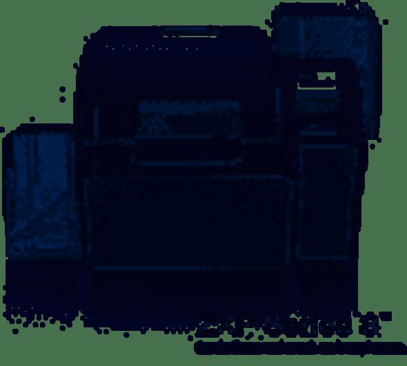 Zebra 105936G-739 Kit, Packaging, Printer with Laminator