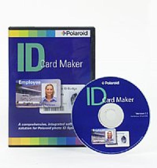 5-3002 Polaroid ID Card Maker Expert Edition - Version 6.5