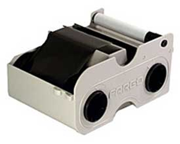44231 Fargo Premium Black (K) Cartridge w/Cleaning Roller - 1000 images