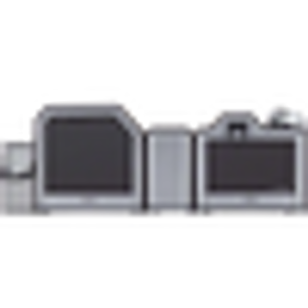 Fargo HDP5000 Dual Color Card Printer w/ Smart Encoder & Dual Laminate