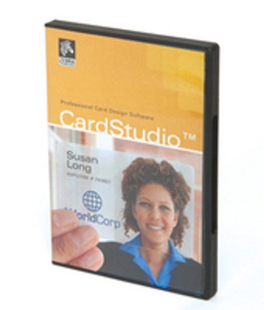 C8000 cardfive ID Card Vision Software