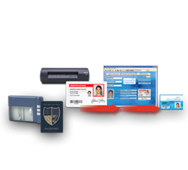 Datacard ID Works Software Features Comparison