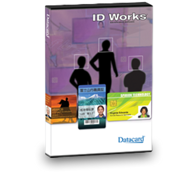571897-006 Datacard ID Works Enterprise Identification Software