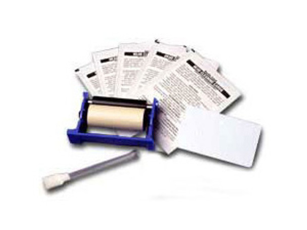 548714-001 Datacard Cleaning Supplies for Select, Magna, & IC Series Card Printers (Package Of 10 - 300 Card Yield)