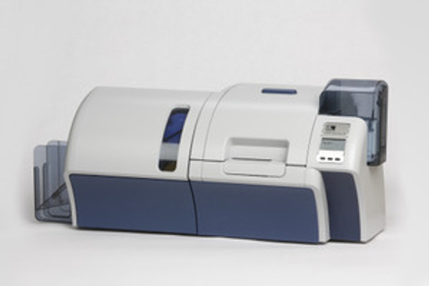 Zebra ZXP Series 8 Retransfer Dual-Sided Card Printer, Single-Sided Laminator, USB and Ethernet Connectivity, US Power Cord