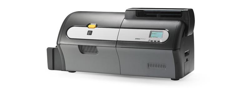 Z71-AM0C0000US00 Zebra ZXP Series 7 Single-Sided Card Printer, Contact  Encoder + Contactless MIFARE, Magnetic Encoder, USB and Ethernet  Connectivity,